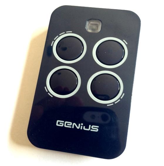 купить пульт для ворот Genius Echo Tx4 433 Mhz цена 20 Eur