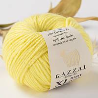 Пряжа gazzal baby wool 833 XL в моточках для ручного вязания