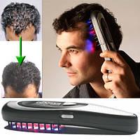 Лазерная расческа против выпадения волос Power Grоw + косметический набор, Акция