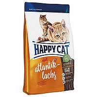 Happy Cat Atlantik Lachs 10кг-корм для взрослых кошек с лососем