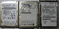 "HDD 160Gb 2.5"" SATA II HITACHI Fujitsu WD Samsung Seagate Toshiba для ноутбука"