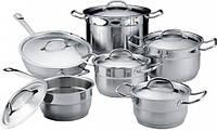 Набор посуды из 12 предметов BergHOFF Hotel Line 1112138