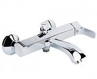 Дизайнерский смеситель для ванны Q-tap Ginezo CRM 006