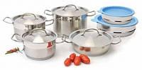 Набор посуды из 12 предметов BergHOFF Hotel Line 1111003
