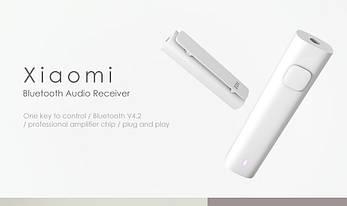Адаптер Xiaomi Bluetooth Audio Receiver для наушников 3.5 мм