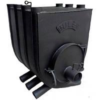 Твердотопливная печь Буллерьян увеличенная c варочной поверхностью тип 05 (buller)
