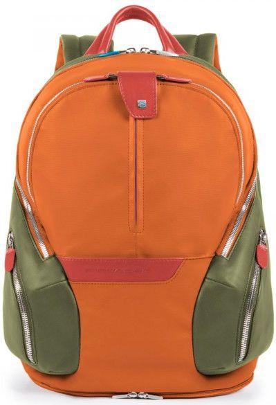 Рюкзак Piquadro COLEOS/Orange, CA3936OS_AR оранжевый 13 л