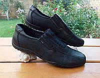 Мокасины-туфли  подростковые кожа  р 36-41