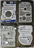 "HDD 500Gb 500Гб 2.5"" SATA II HITACHI Fujitsu WD Samsung Seagate Toshiba"