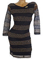 Оригинальное платье с паетками (в расцветках 44-46)