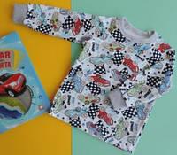 Пижама интерлок для мальчика