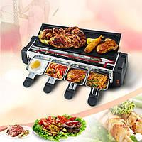 Электрический гриль-барбекю Electric and barbecue Grill HY9099А