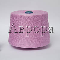 PETTINATO RING  розовый (смотан в 2 нити) (100% хлопок, 1000м/100г)