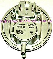 Датчик давления воздуха 40/25Pа(без фир.упак, Италия) Protherm Lynkx, артикул P37HC, код сайта 0844