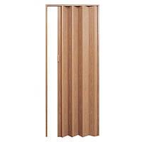 Дверь-гармошка Solo (Тайвань) 82x203 фруктовое дерево