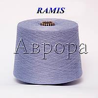 RAMIS, (70% хлопок,30% лён, 1000м/100г.)
