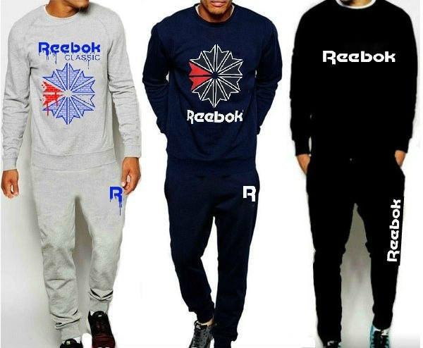 74bd367d0260 Брендовый спортивный костюм мужской Reebok (Рибок) - Bigl.ua