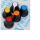 Ручка AG2 для многооборотных прецезионных проволочных потенциометров WH148, Orange, цена за штуку