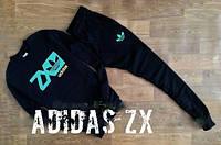 Костюм спортивный адидас,Adidas - черный