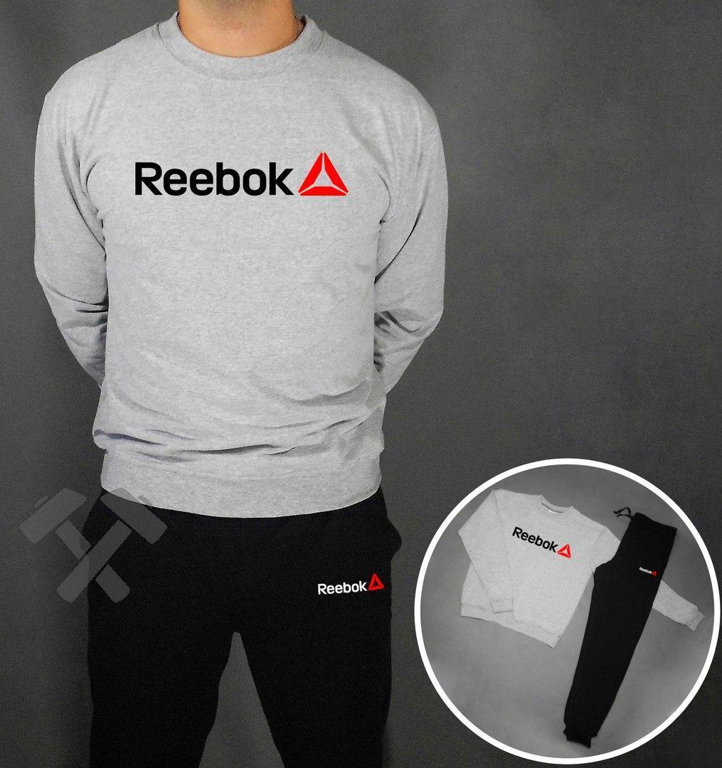Спортивний костюм рібок, модний костюм reebok