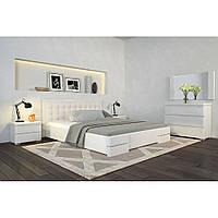Кровать РЕГИНА бук 180*200