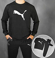 Спортивный костюм Puma с логотипом пантеры