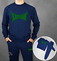 Синий спортивный костюм Tapout