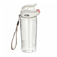 Бесконтактная бутылка для воды ESLOE pink (500 мл)