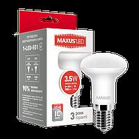 LED ЛАМПА MAXUS R39 3.5W, E14,3000К, 4100К