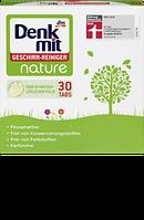 Denkmit Geschirr-Reiniger Tabs nature - таблетки для посудомоечных машин Натур