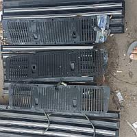 Решётка воздухозаборник на капот