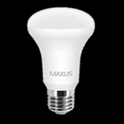 LED ЛАМПА MAXUS R63, 7W, E27, 3000К, 4100К, фото 2