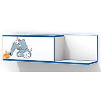Полка навесная Elephant / Слоник ТМ Matroluxe