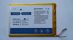 Аккумулятор  (АКБ, батарея) Nomi С10103 Ultra (NB-10103), оригинал!