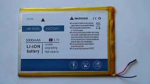 Аккумулятор  (АКБ, батарея) Nomi С10103 Ultra (NB-10103), оригинал!, фото 2