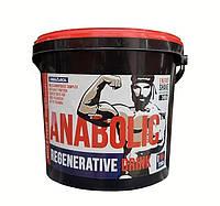 Anabolic Regenerative Drink (12% protein +2 g Creatine)2400g (Megabol)