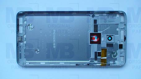 Задняя крышка (панель)  Xiaomi Redmi Note 4  Gray, оригинал!, фото 2