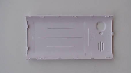 Задняя крышка (панель) Nomi i184 белая, оригинал , фото 2