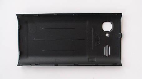 Задняя крышка (панель) Nomi i184 черная, оригинал , фото 2