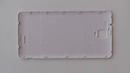 Задняя крышка (панель) Nomi i4510 BEAT M белая, оригинал , фото 2