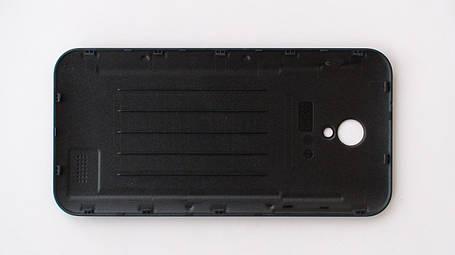 Задняя крышка (панель) Nomi i451 Twist синяя, оригинал , фото 2