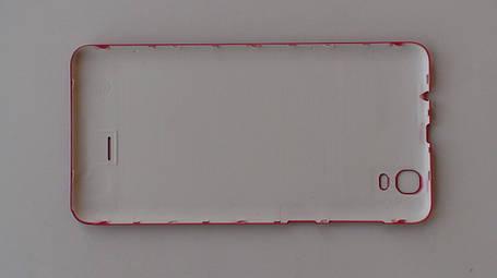 Задняя крышка (панель) Nomi i5011 EVO M1 красная, оригинал , фото 2