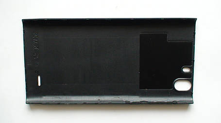 Задняя крышка (панель) Nomi i508 Energy черная, фото 2