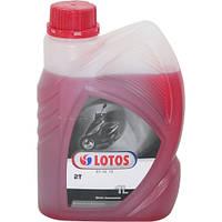 Полусинтетическое моторное масло Lotos 2t