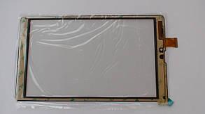Сенсор (тачскрин) Nomi C08000 Libra чёрный , оригинал!, фото 2
