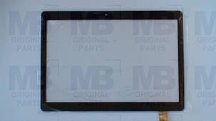 Сенсор (тачскрин) Nomi C09600 Stella чёрный , оригинал!, фото 2