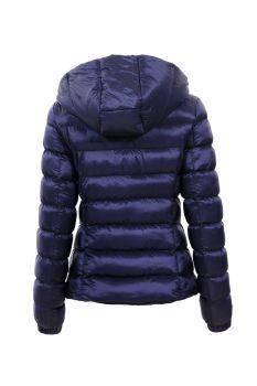 Куртка женская синяя демисезонная, фото 2