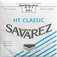 Струна Savarez 544J нейлон для классической гитары RE-4