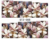 Слайд для дизайна ногтей STZ-88