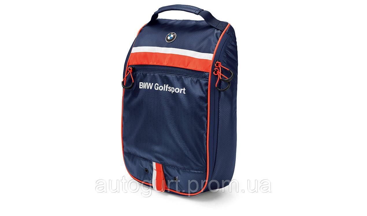 Сумка для обуви BMW Golfsport Shoe Bag, Navy Blue